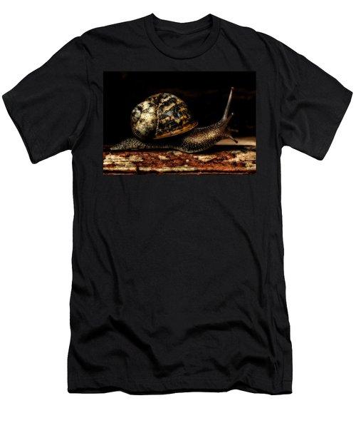 Slow Mover Men's T-Shirt (Athletic Fit)