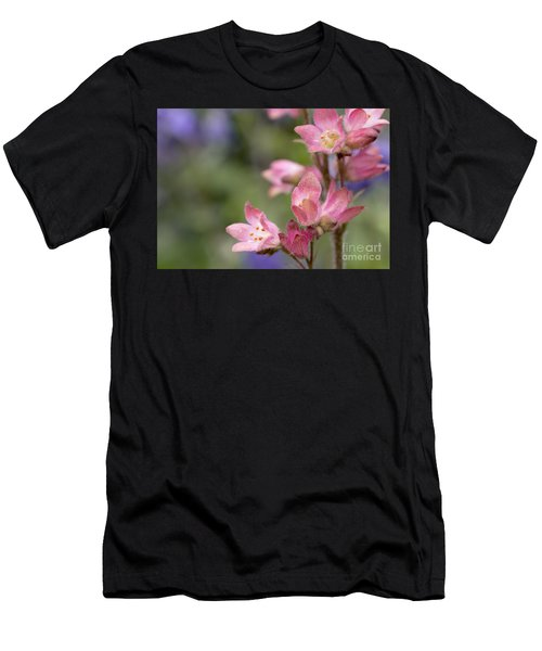 Small Flowers Men's T-Shirt (Athletic Fit)