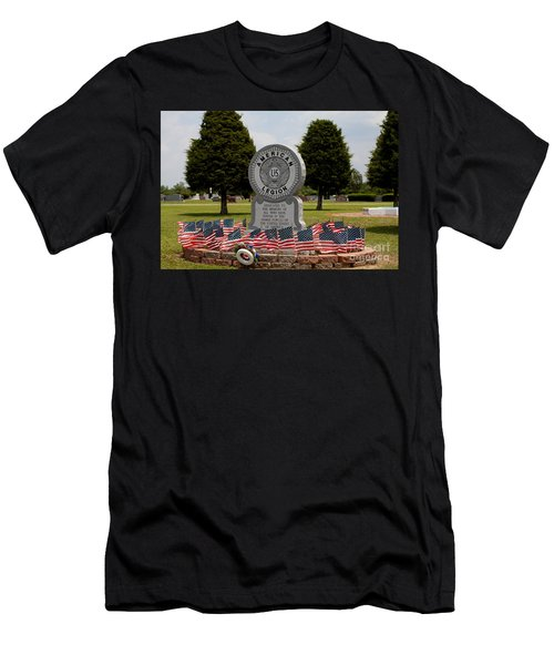 Small Town Tribute Men's T-Shirt (Athletic Fit)