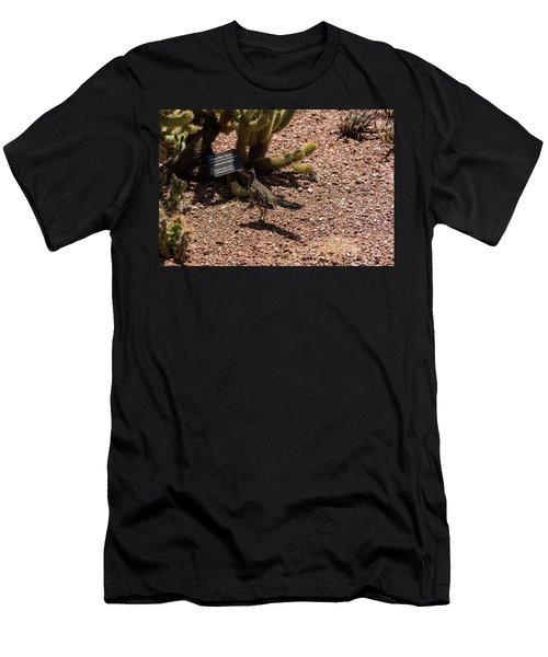 Smart Roadrunner Men's T-Shirt (Athletic Fit)