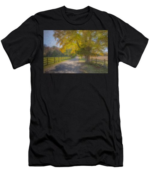 Smith Farm October Glory Men's T-Shirt (Athletic Fit)