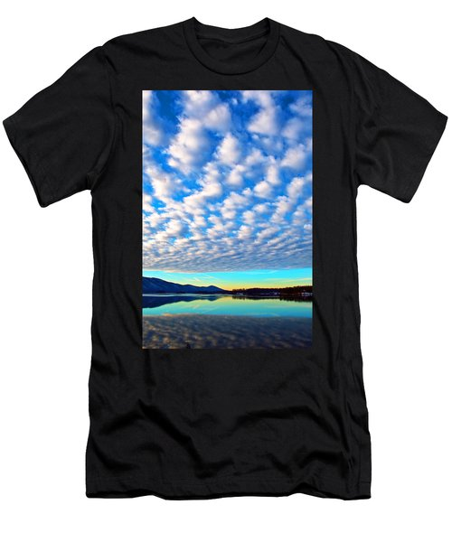 Sml Sunrise Men's T-Shirt (Athletic Fit)