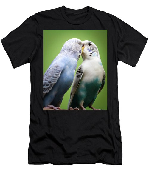 Smokey And Dusty Men's T-Shirt (Athletic Fit)