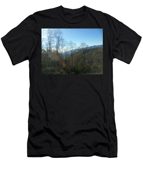 Smokies 15 Men's T-Shirt (Athletic Fit)