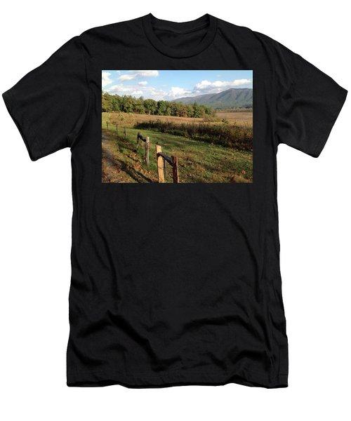 Smokies 2 Men's T-Shirt (Athletic Fit)