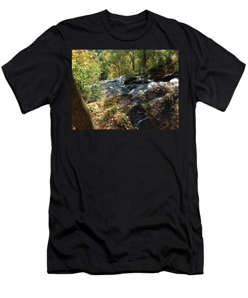 Smokies 4 Men's T-Shirt (Athletic Fit)