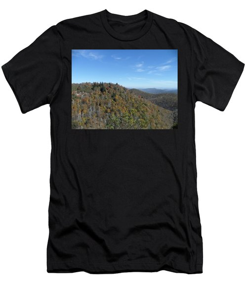 Smokies 7 Men's T-Shirt (Athletic Fit)