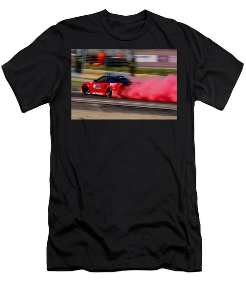 Smoking Red 2 Men's T-Shirt (Athletic Fit)
