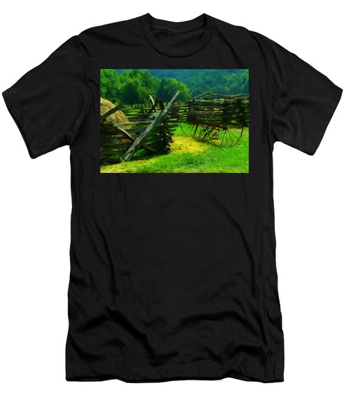 Smoky Mountain Farm 1900s Men's T-Shirt (Athletic Fit)