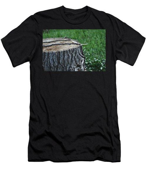 S'more Sticks Men's T-Shirt (Athletic Fit)