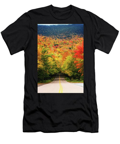 Smuggler's Notch Men's T-Shirt (Athletic Fit)