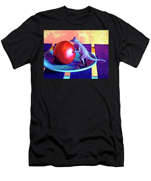 Snack Attack Men's T-Shirt (Athletic Fit)