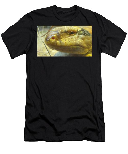 Snake Eye Men's T-Shirt (Athletic Fit)