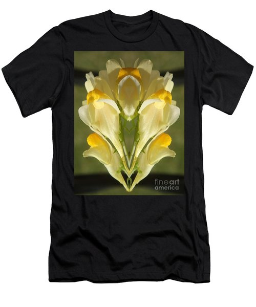 Snappy Bouquet Men's T-Shirt (Athletic Fit)