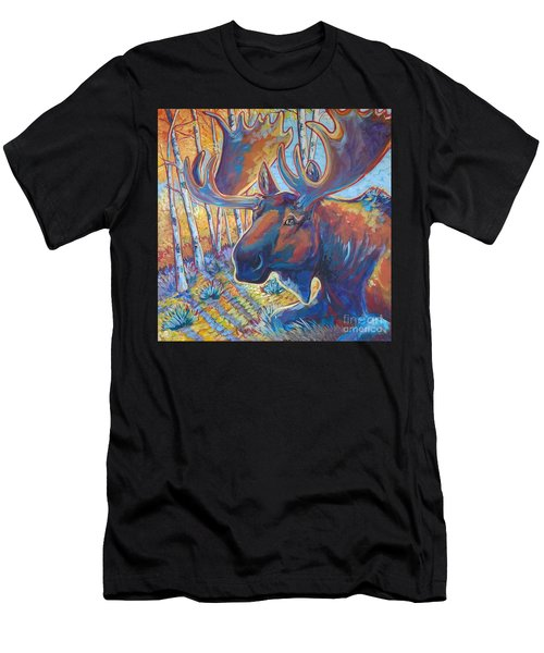 Snooze In The Aspens Men's T-Shirt (Athletic Fit)