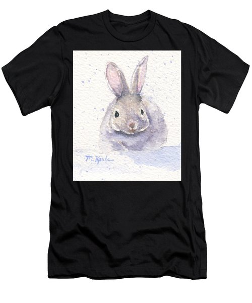 Snow Bunny Men's T-Shirt (Athletic Fit)