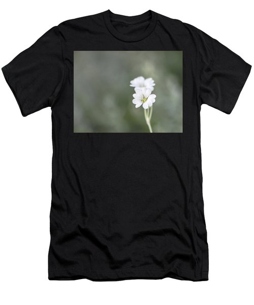 Snow In Summer Men's T-Shirt (Athletic Fit)