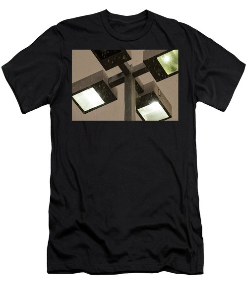 Snow In The Air 2 - Men's T-Shirt (Athletic Fit)