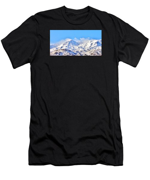 Snow Men's T-Shirt (Athletic Fit)