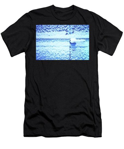 Snow Van 51 Chevy Panel Men's T-Shirt (Athletic Fit)