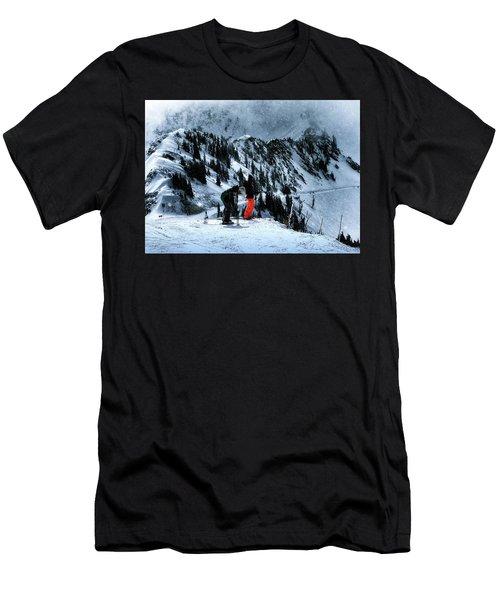 Snowbird Men's T-Shirt (Athletic Fit)