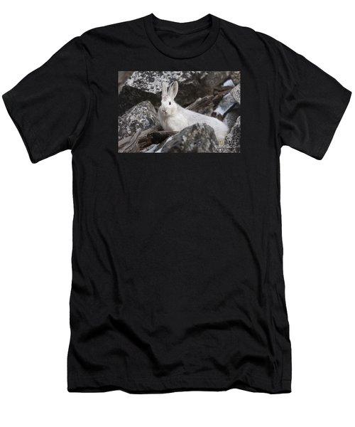Snowshoe Men's T-Shirt (Athletic Fit)