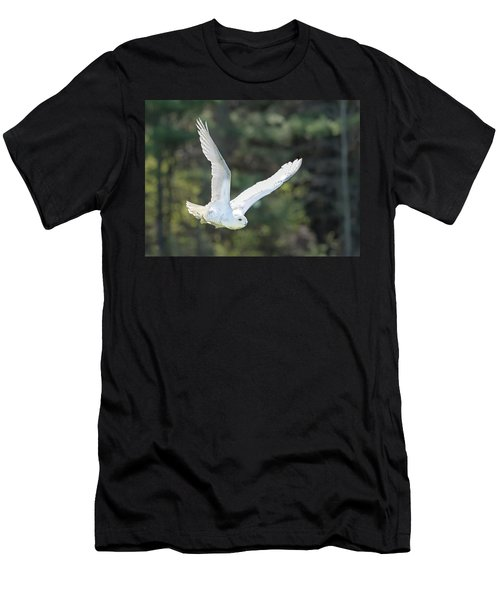 Snowy Glide Men's T-Shirt (Athletic Fit)
