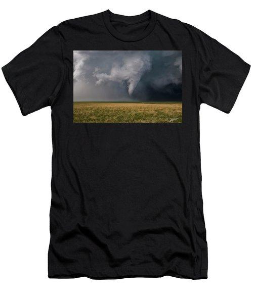So Close Men's T-Shirt (Athletic Fit)