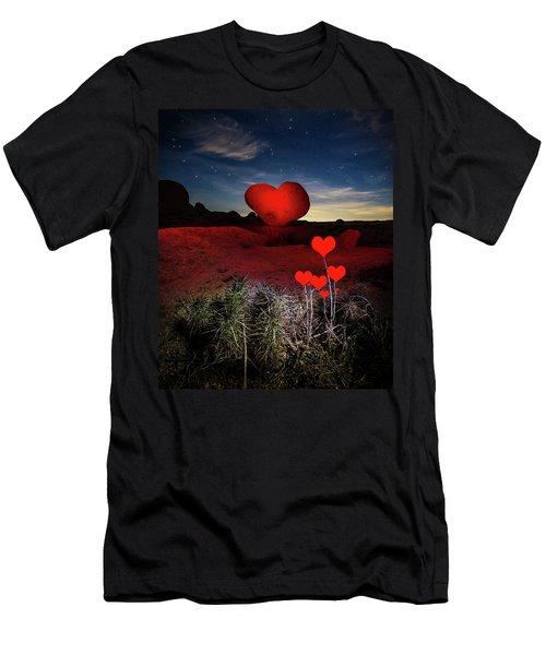 So Far Away Men's T-Shirt (Athletic Fit)