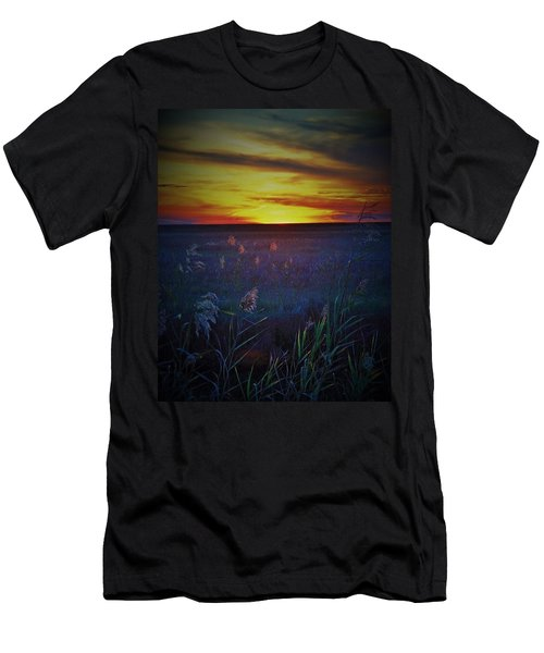 Men's T-Shirt (Slim Fit) featuring the photograph So Many Colors by John Glass