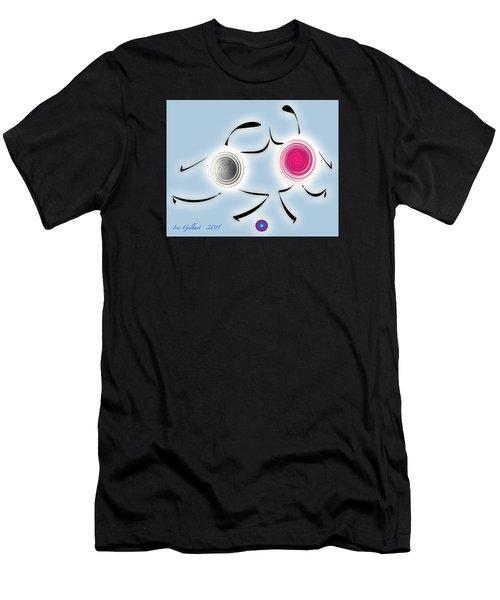 Soccer Practice Men's T-Shirt (Athletic Fit)