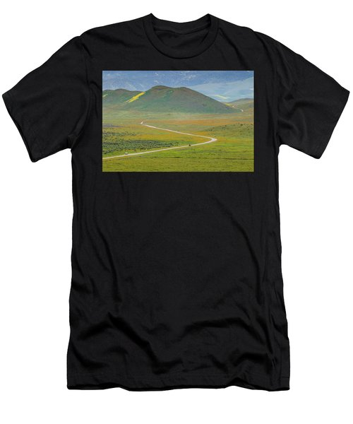 Soda Lake Road Men's T-Shirt (Athletic Fit)