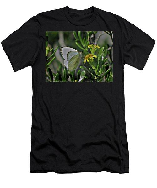 Soft As A Leaf Men's T-Shirt (Athletic Fit)