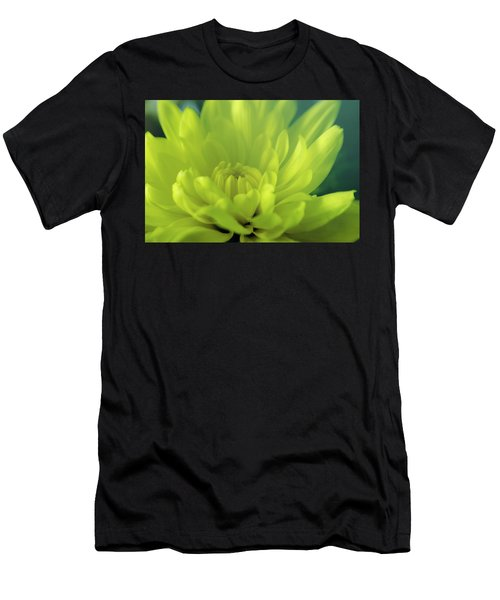 Men's T-Shirt (Athletic Fit) featuring the photograph Soft Center by Ian Thompson