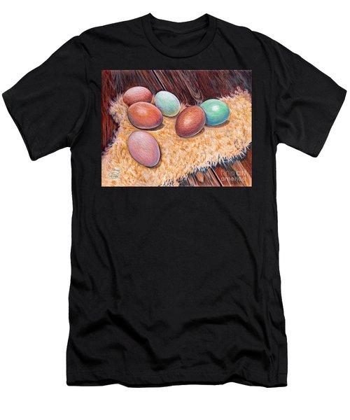 Soft Eggs Men's T-Shirt (Athletic Fit)