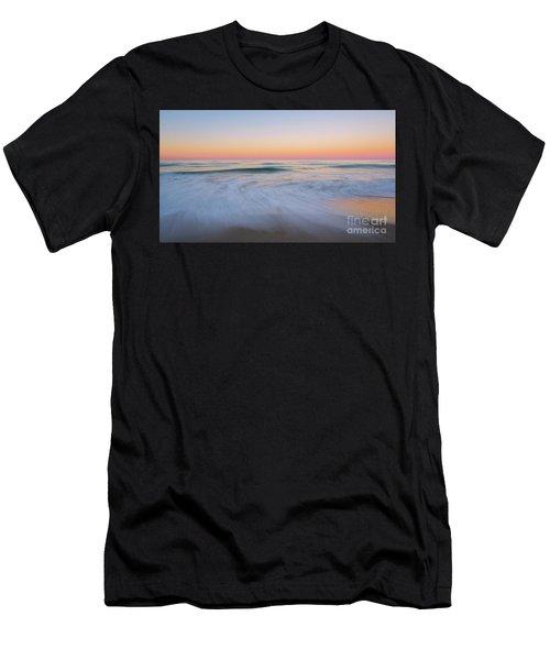 Soft Sunset  Men's T-Shirt (Athletic Fit)
