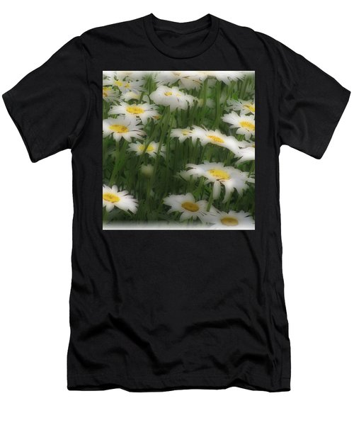 Soft Touch Daisy Men's T-Shirt (Athletic Fit)
