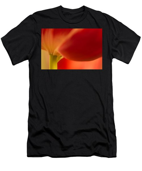Soft Tulip Men's T-Shirt (Athletic Fit)