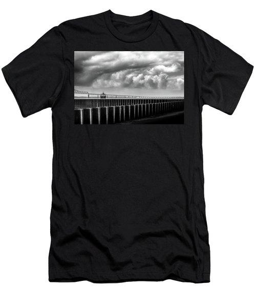 Softness Men's T-Shirt (Athletic Fit)