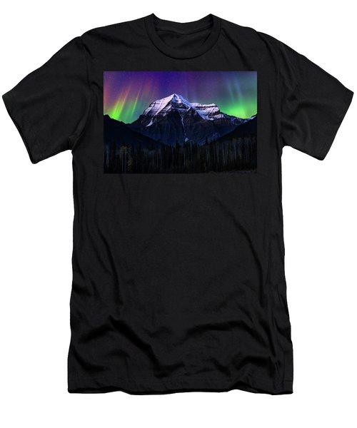 Solar Activity Men's T-Shirt (Athletic Fit)