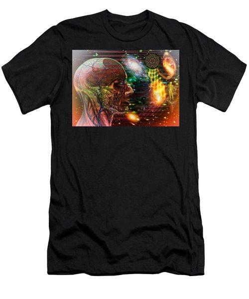 Solar Insight Of Men's T-Shirt (Athletic Fit)