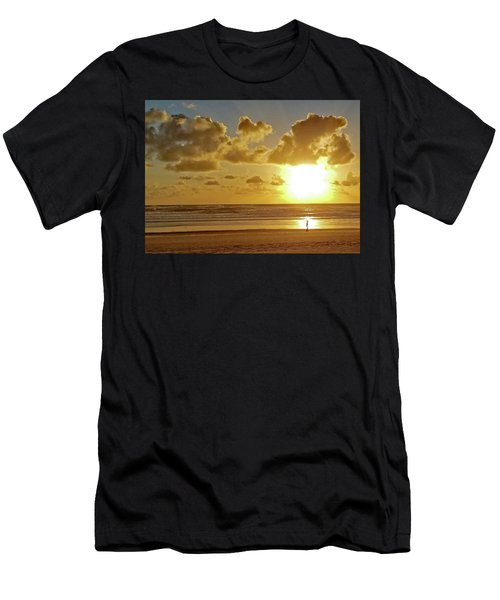 Solar Moment Men's T-Shirt (Athletic Fit)