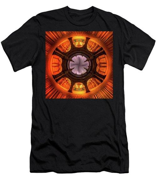 Solar Worship Men's T-Shirt (Athletic Fit)