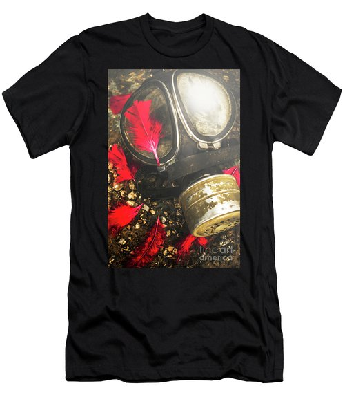 Soldiers Of The Fallen Men's T-Shirt (Athletic Fit)