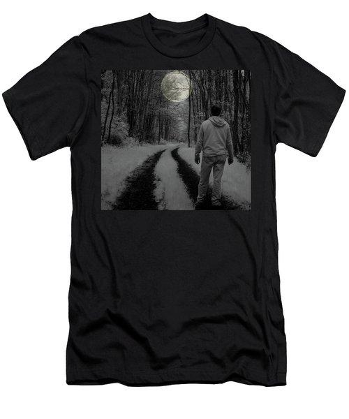 Soliloquy Men's T-Shirt (Athletic Fit)