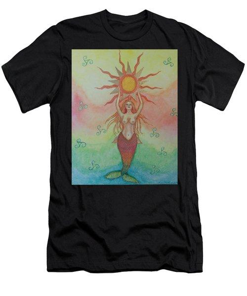 Solis  Men's T-Shirt (Athletic Fit)