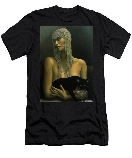 Solitare Men's T-Shirt (Athletic Fit)