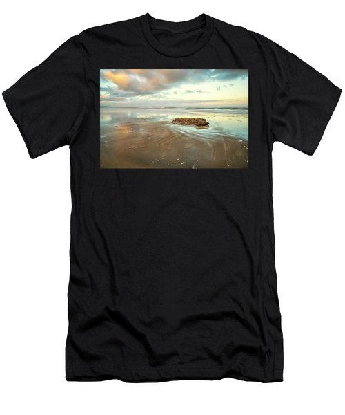 Solitary Rock Men's T-Shirt (Athletic Fit)