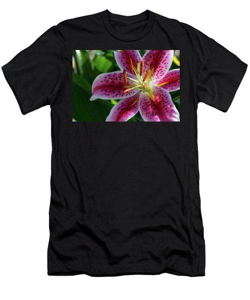 Solitary Splendor Men's T-Shirt (Athletic Fit)