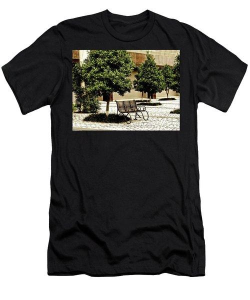 Solitude Men's T-Shirt (Athletic Fit)